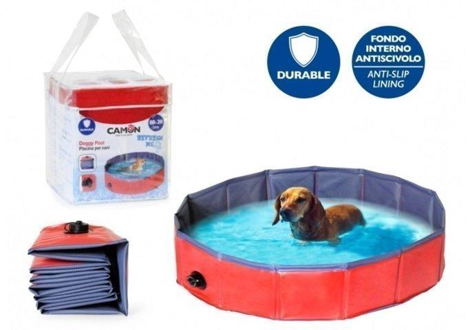 Animal Dream Camon Piscina Per Cani 120 X 30 H Cm